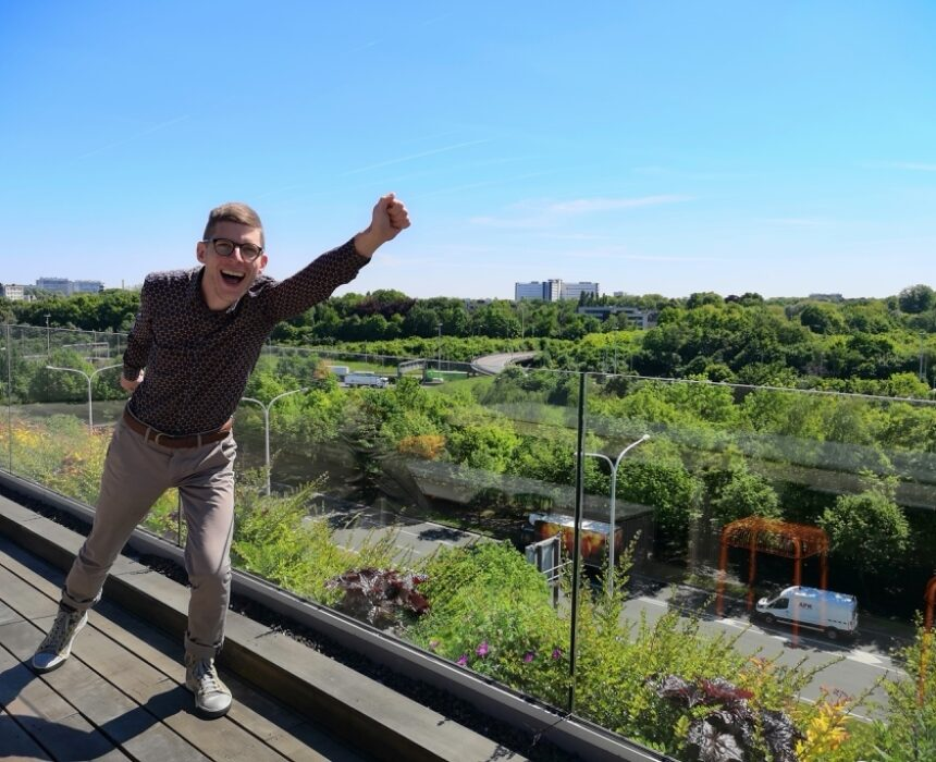 Jan-Maarten about Freedom of Work