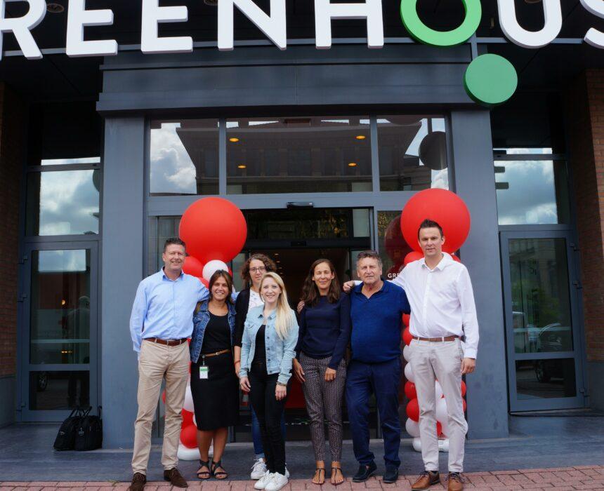 Bloeddonatie in Greenhouse Mechelen voor Rode Kruis