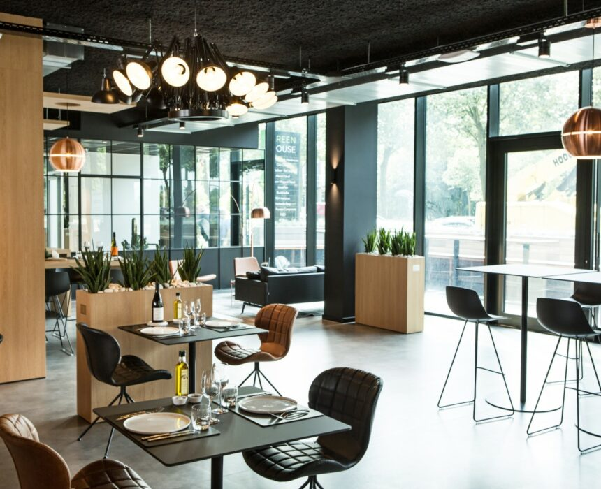 Greenhouse Café in Antwerp