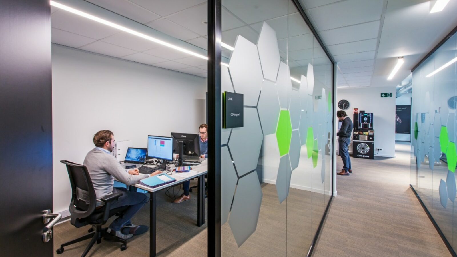 Serviced offices in Greenhouse Antwerp