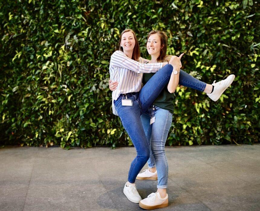 Happiness bringers van Greenhouse BXL