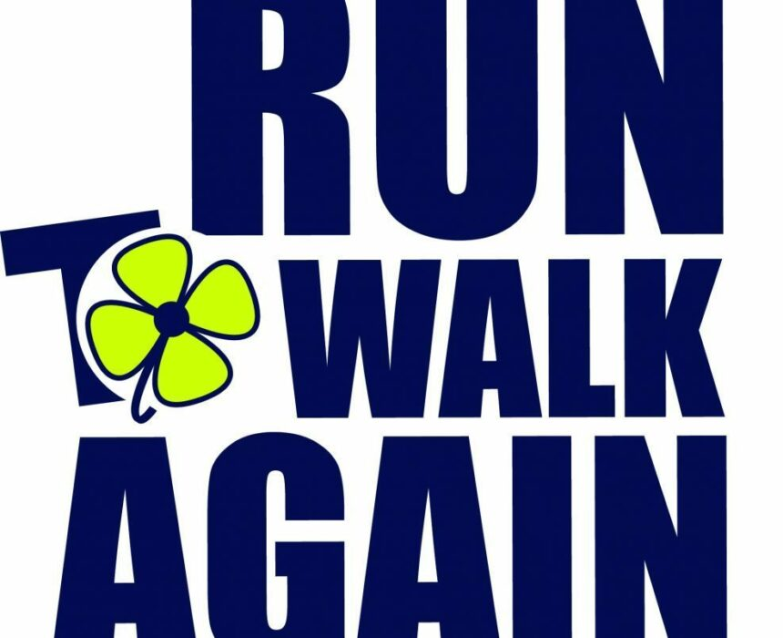Logo Run To Walk Again