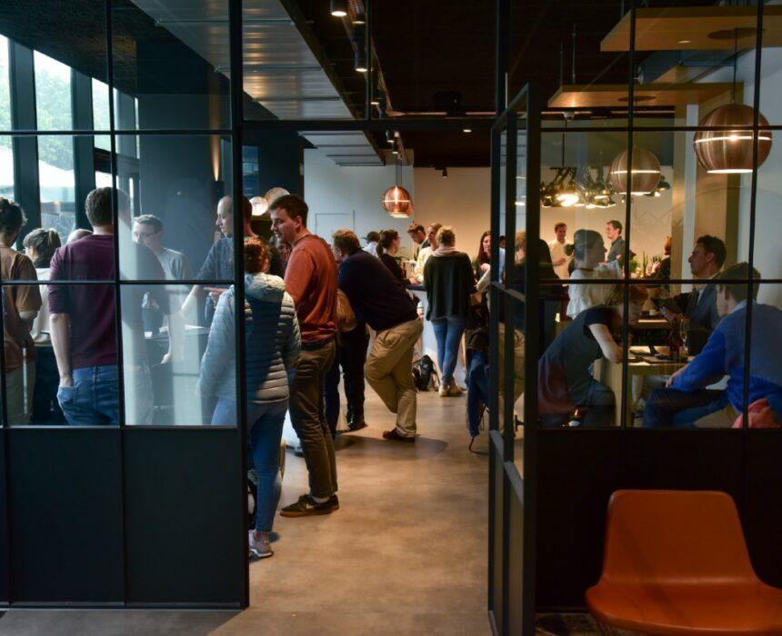 Evenement in Greenhouse Café in Greenhouse Antwerp