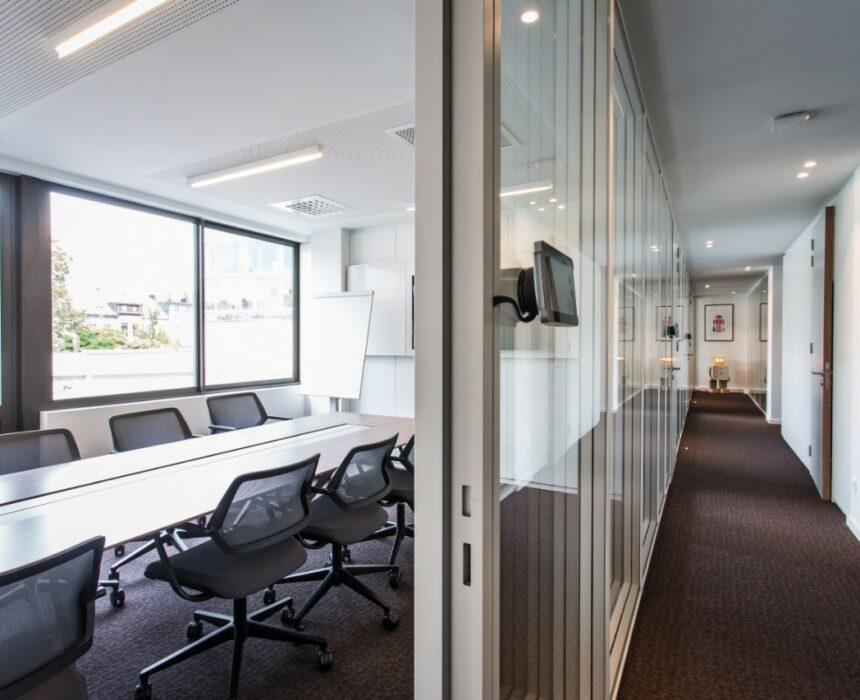 Meeting room Groenplaats in Greenhouse Antwerp