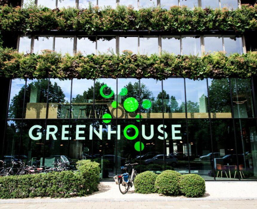 Gebouw Greenhouse Antwerp