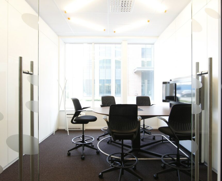 Meeting room Efika in Greenhouse Mechelen