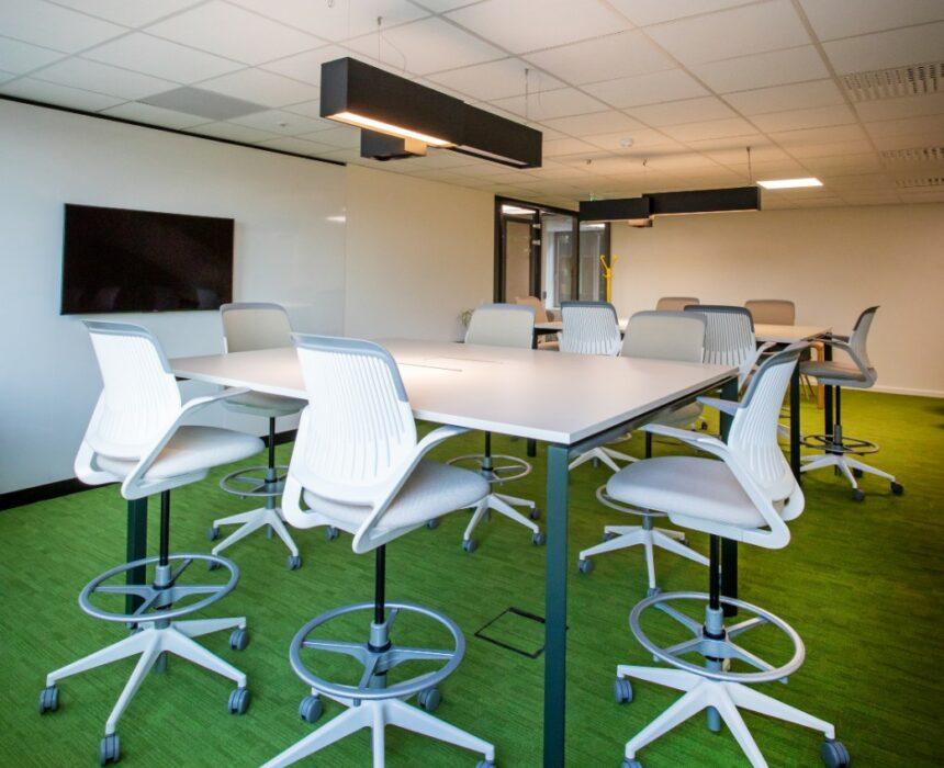 Meeting room Jones in Greenhouse BXL