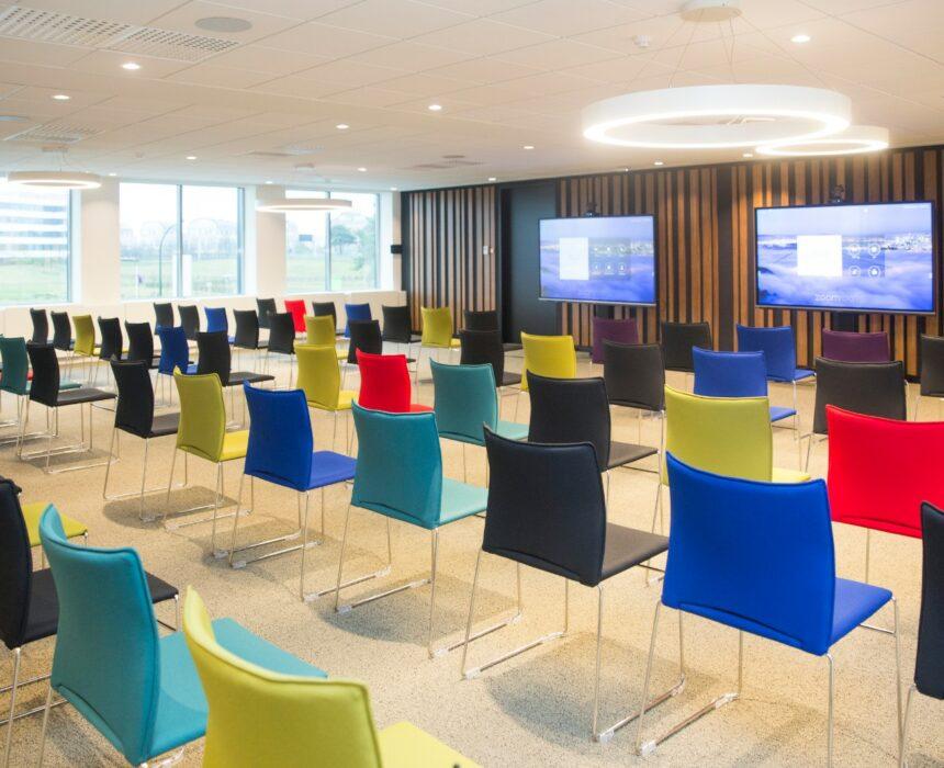 Meeting room Newton-Pasteur in Greenhouse BXL