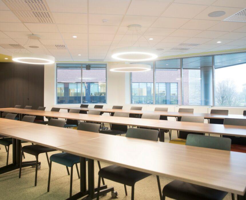 Curie meeting room in Greenhouse BXL