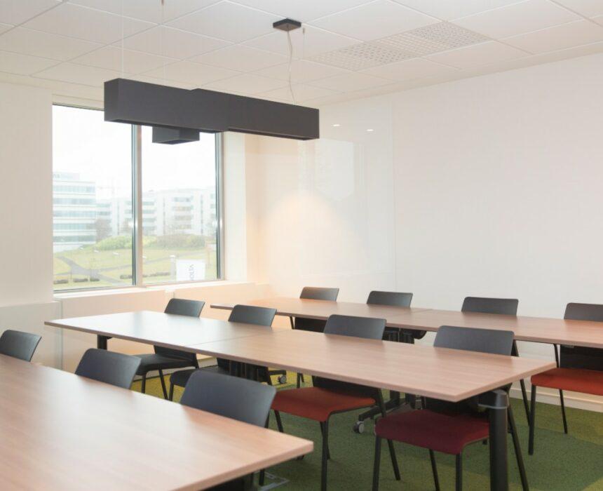 The Darwin meeting room in Greenhouse BXL