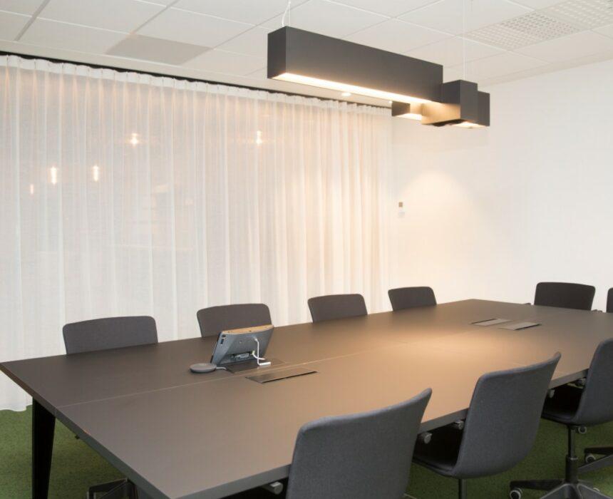 Edison meeting room in Greenhouse BXL
