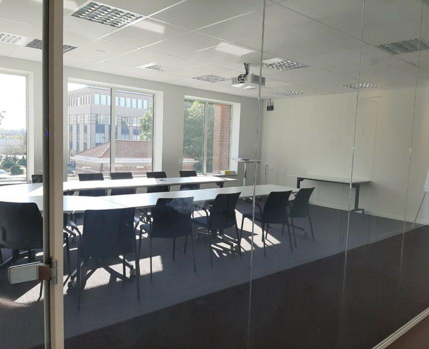 Gastameco, a spacious meeting room in Greenhouse Mechelen