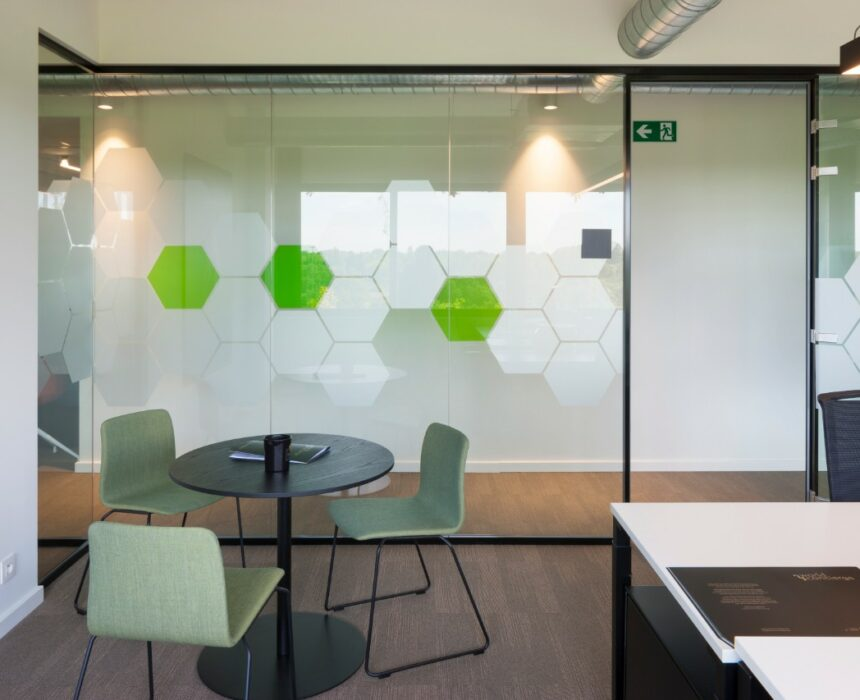Serviced office in Greenhouse Antwerp