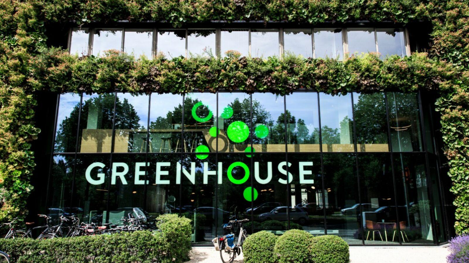 Building Greenhouse Antwerp