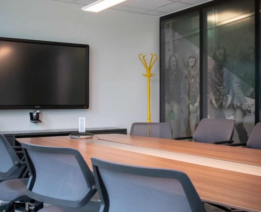 CCR is a traditional meeting room