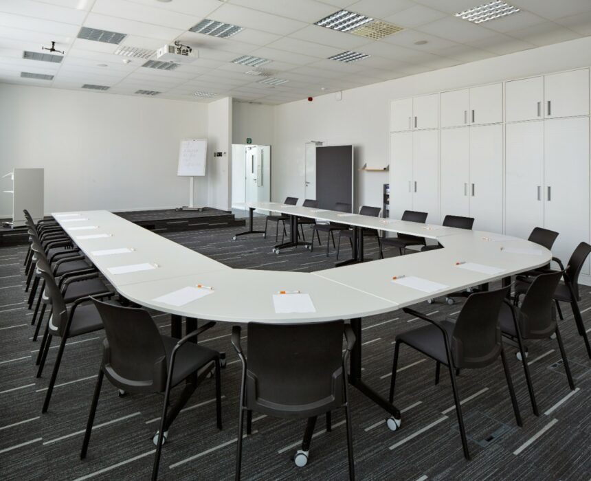 Novigo is a spacious meeting room in Greenhouse Mechelen
