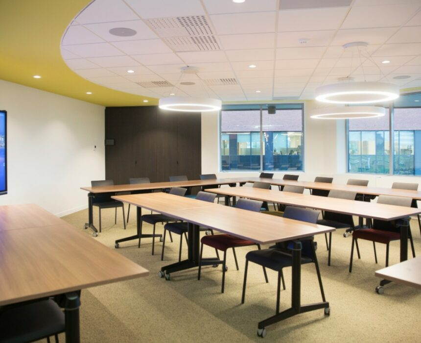 Curie is a meeting room in Greenhouse BXL