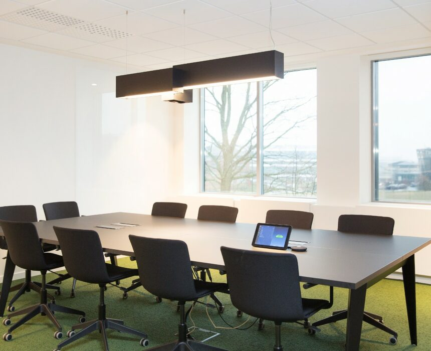 Edison is a meeting room in Greenhouse BXL