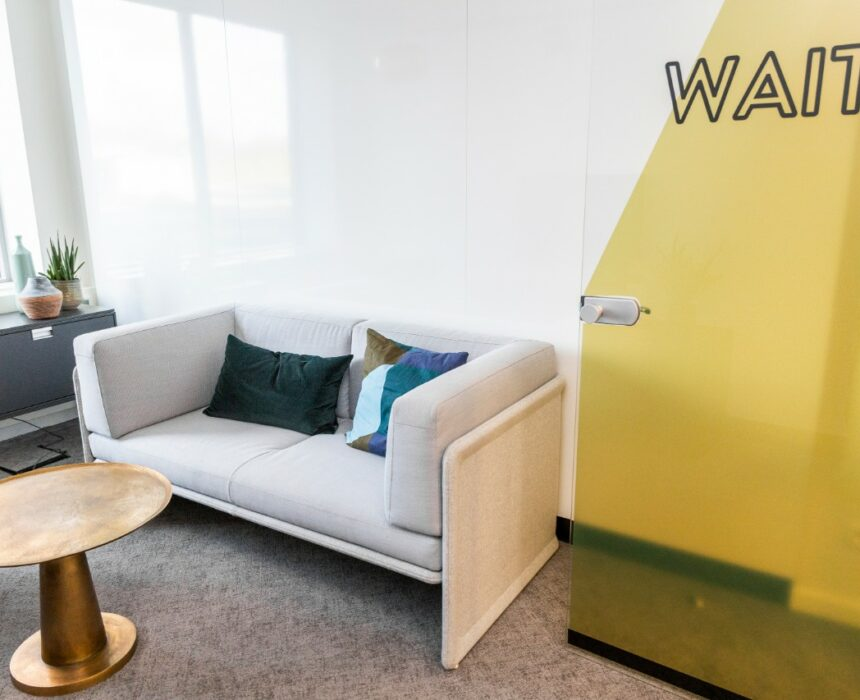 Waits is a cosy salon in Greenhouse BXL
