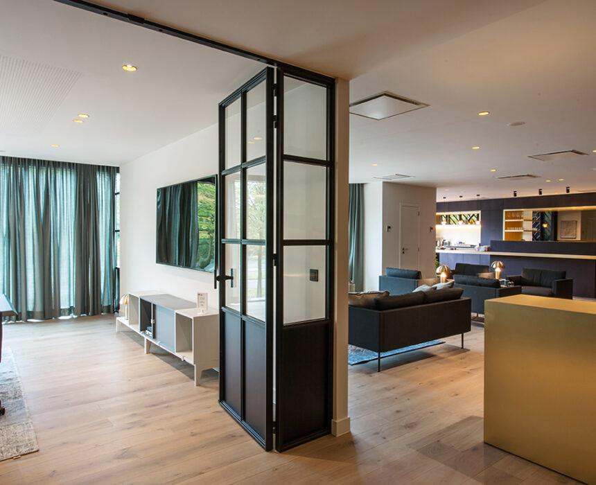 Boardroom bestaat uit vergaderzaal en lounge