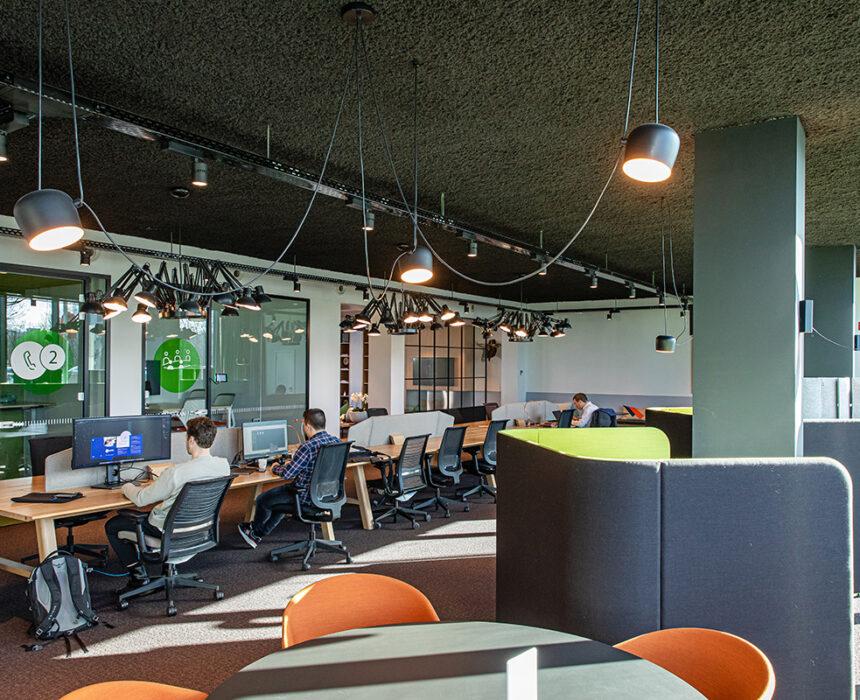Greenhouse Antwerp coworking space