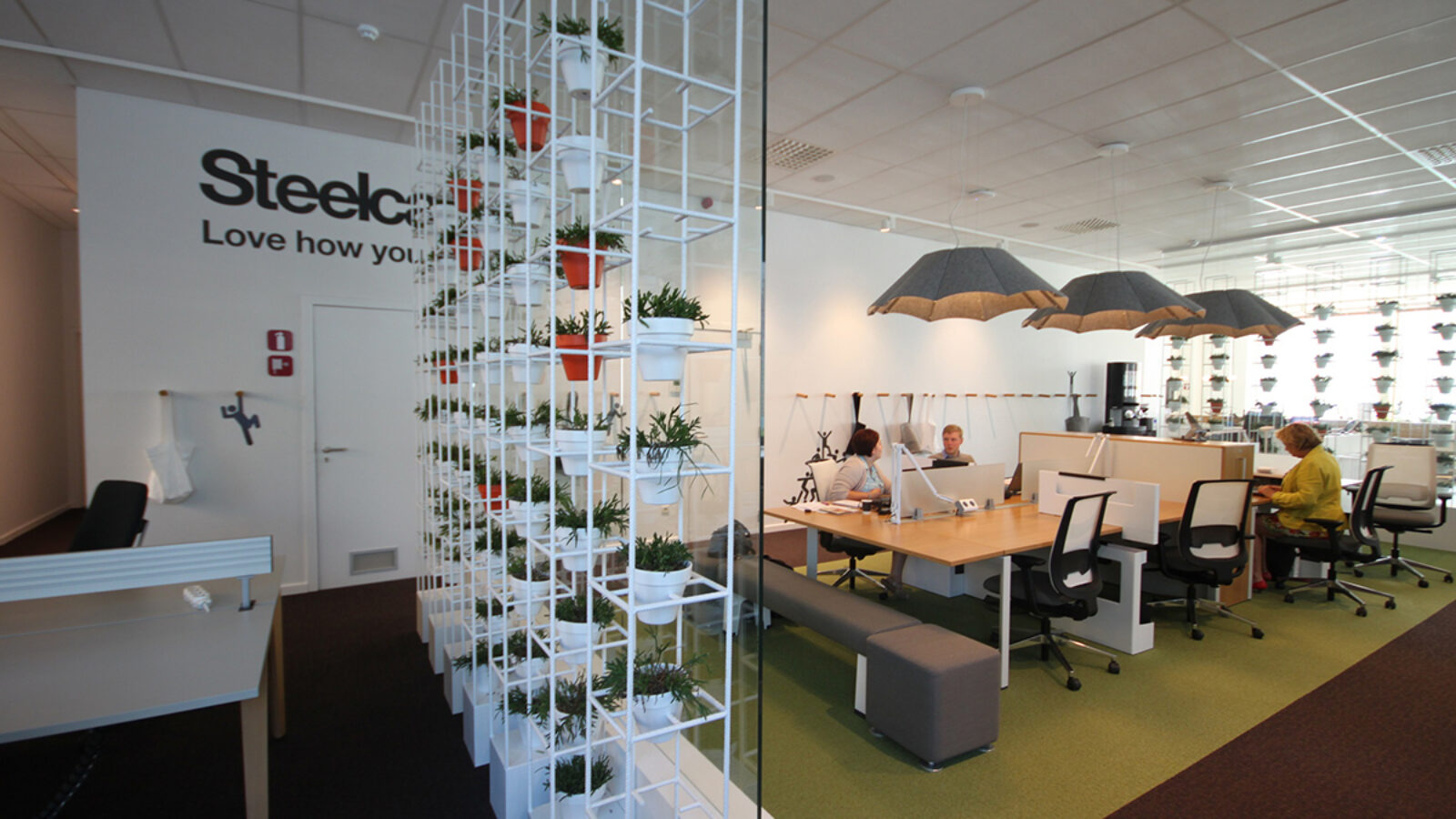 Greenhouse Mechelen coworking
