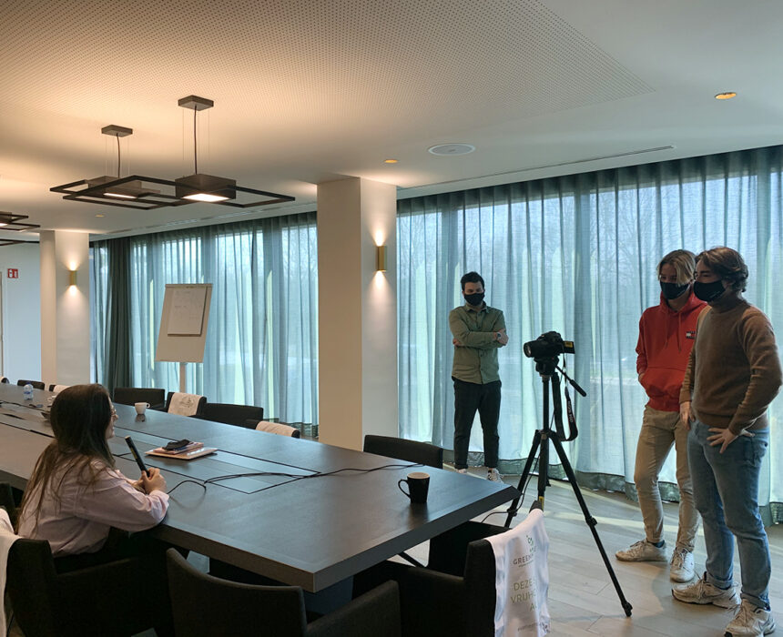 Video opname boardroom