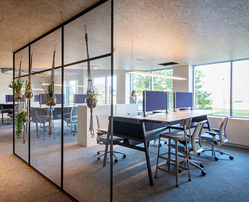 Greenhouse BXL bureau