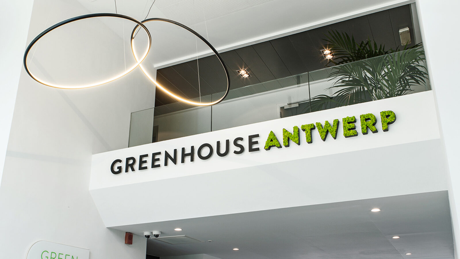 Greenhouse Antwerp hal
